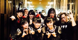 Babymetal-and-Chthonic