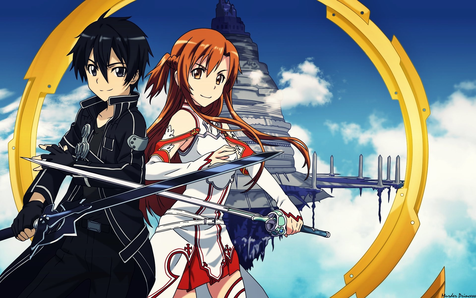 Sword Art Online - dadwatchesanime