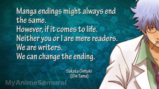 Image result for best gintama quotes