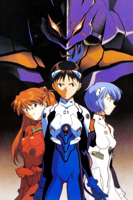 Image result for neon genesis evangelion